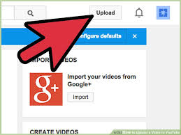 How To Upload A Resume Online by 3 Ways To Upload A Video To Youtube Wikihow