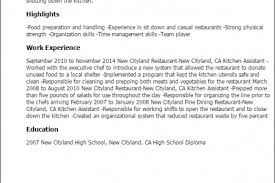 Kitchen Manager Resume Examples by Kitchen Manager Resume Objective Statements Reentrycorps