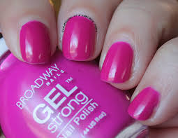 broadway nails gel strong in jimmi u0027s purple confessions of a
