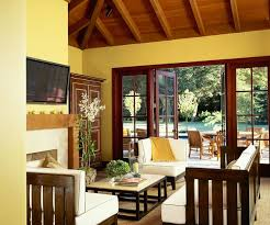 Spanish Style Homes Interior Hairy Sunny Yellow Paint Colors Also Related Color Yellow