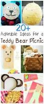 20 teddy bear picnic ideas sugar spice and glitter