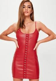 leather dresses faux leather u0026 pvc dresses missguided