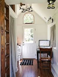 Micro Homes Interior A Luxury Tiny House On Wheels In Portland Oregon Built By Tiny
