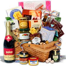 food basket gifts kolamun uhren tear scrumptious gift basket parisian