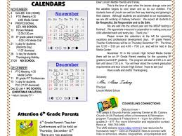31 primary school newsletter templates word newsletter template