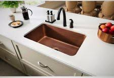 Kitchen Sinks Ebay Copper Kitchen Sink Ebay