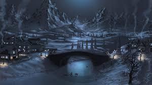 winter anime wallpaper hd download 35 beautiful hd winter wallpapers