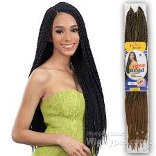 types of freetress braid hair freetress synthetic braid small dookie braids wigtypes com