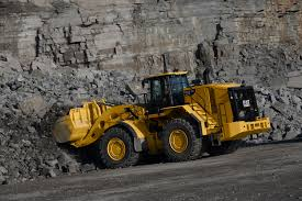 cat new cat 986k wheel loader delivers significant efficiency
