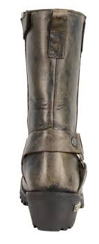 womens motorcycle riding boots women s distressed brown motorcycle boots genuine leather