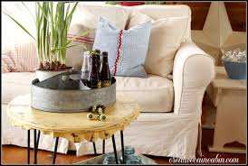 living rooms with white furniture living room with white slipcovered furniture creative cain cabin