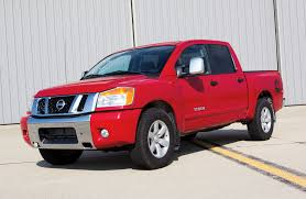 nissan titan vs toyota tacoma behind the wheel of the diesel nissan titan and frontier