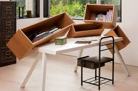 contemporary classic overdose desk design of life imitating art by