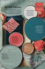 Home Decor Coral by Colors That Go With Coral 9164