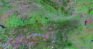 Map Austria Austria Map And Satellite Image