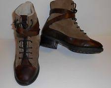 s ugg ankle boots with laces ugg collection sassari shearling lace up army combat ankle boots