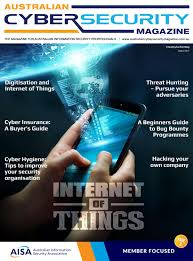 australian cyber security magazine issue 2 2017 by asia pacific