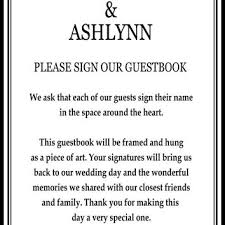 guest sign in books shop wedding guest poster on wanelo
