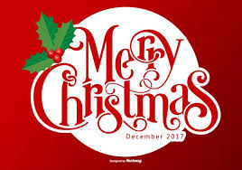 beautiful merry background free vector