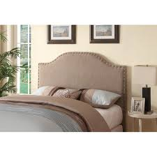 upholstered beds helena upholstered headboard with bonnet shaped