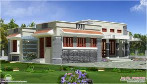 single floor house designs kerala house planner modern single home
