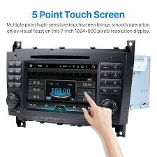 aftermarket android 7 1 1 gps navigation system for 2004 2007