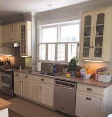 kitchen extraordinary turning cabinets into open shelving