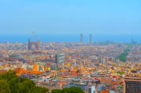 barcelona city view barcelona architecture 2012 design literacy 1 mental mapping