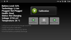 android battery calibration battery calibration apk version free for android
