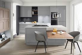 remo silver grey contemporary kitchens timbercraft fitted