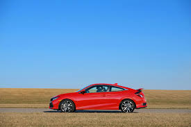 Honda Civic Si Two Door 2017 Honda Civic Si Coupe Quick Take Review Automobile Magazine