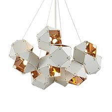 Modern Multi Light Pendants Modern Multi Light Pendant In Dna Shape 10 Light Beautifulhalo Com