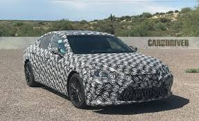 lexus jobs calgary 2019 lexus es spied gearing up for a bigger role