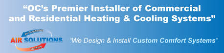 Custom Comfort Heating And Air Orange County Air Solutions