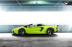 Lamborghini Aventador Spyder - meet vorsteiner u0027s u201cthe hulk u201d lamborghini aventador roadster