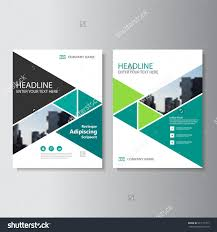 cover report template green triangle vector annual report leaflet brochure flyer green triangle vector annual report leaflet brochure flyer template design book cover layout design