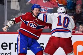 Andrew Shaw Meme - andrew shaw ejected for blindside hit fights rangers video