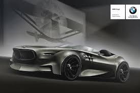 concept bmw bmw 100th anniversary concept rendered autoevolution