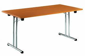 tavola pieghevole tavolo pieghevole fold con fusto cromato