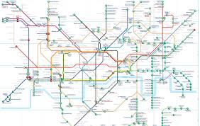 London Subway Map by This Is What The Tube Map Looks Like For A Disabled Person Metro