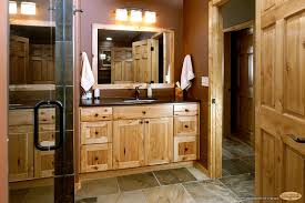 Rustic Bathrooms Rustic Bathroom Ideas For Small Bathrooms Square Mirror Feat