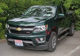 2015 Chevy Colorado Diesel Specs Chevrolet Colorado Wikiwand