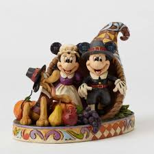 mickey and friends get in the autumnal spirit with these