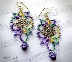 mardi gras earrings mardi gras feather earrings mardi gras mardi gras