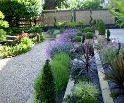 Beautiful Garden Ideas Pictures Australian Garden Design Using Brick With Balcony