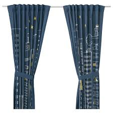 Unisex Nursery Curtains by Kids U0027 Curtains U0026 Drapes Ikea