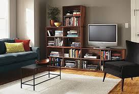 Bookshelves Decorating Ideas by Living Room Bookshelf Decorating Ideas For Exemplary Living Room