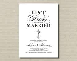 wedding rehearsal dinner invitations printable wedding rehearsal dinner invitation vintage eat drink