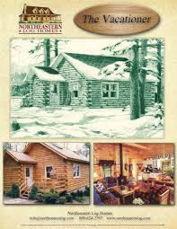 free house plans with material list camp and cabin log packages
