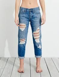 hollister light wash jeans boyfriend jeans hollister co